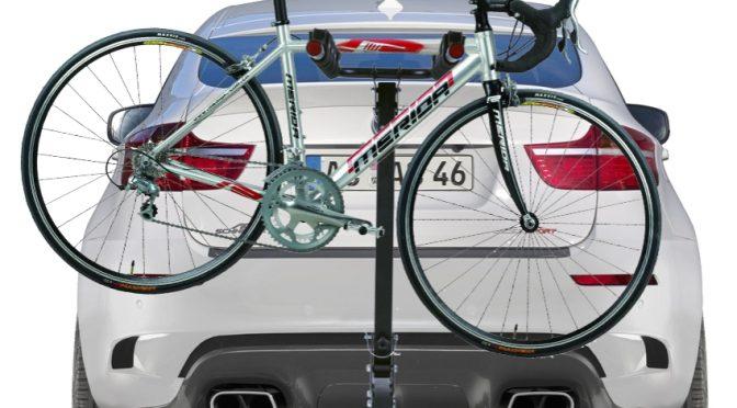 Como transportar tu bicicleta en coche correctamente.